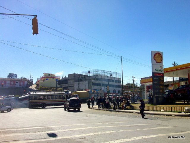 4 caminos  san  cristobal  totonicapan