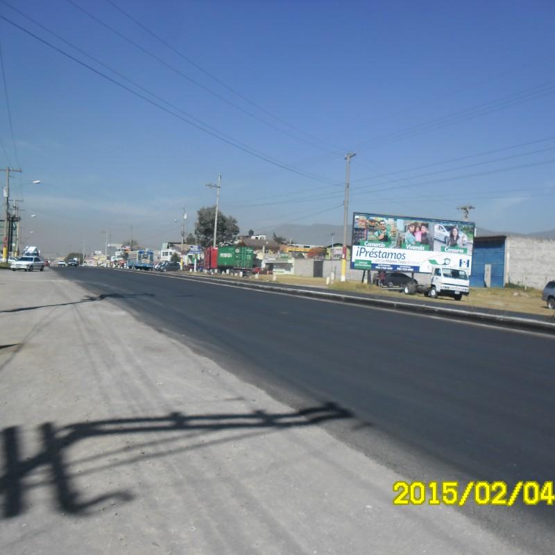Ingreso al condominio via periferico zona 6 de quetzalteango